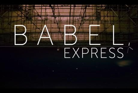 Opening Titles - Babel Express